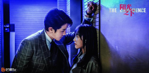 蔡文静演《阳光之下》 首次见面被彭冠英气场吓到