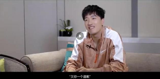 刘翔说不需要大家道歉:人都会成长 真没什么