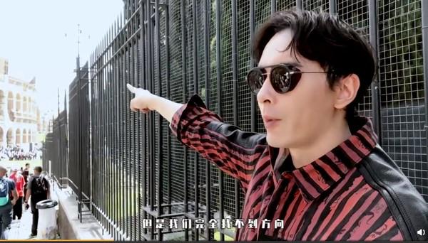 """郑元畅气机车造型曝光 粉丝齐呼""""后座少一个我"""""""