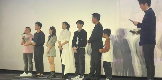 岳云鹏发文感叹见到明星:他们都好瘦