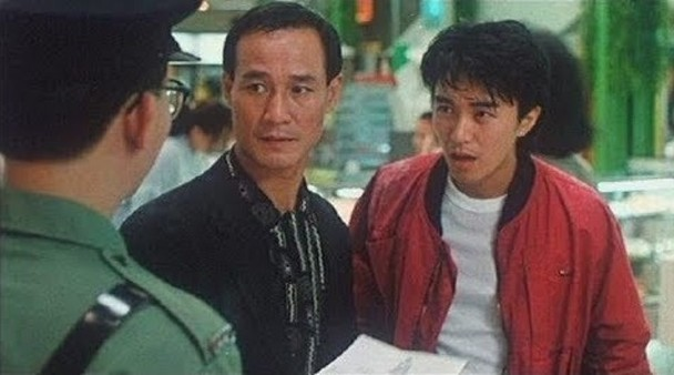 陈惠敏从影多年,拍过接近一百部电影