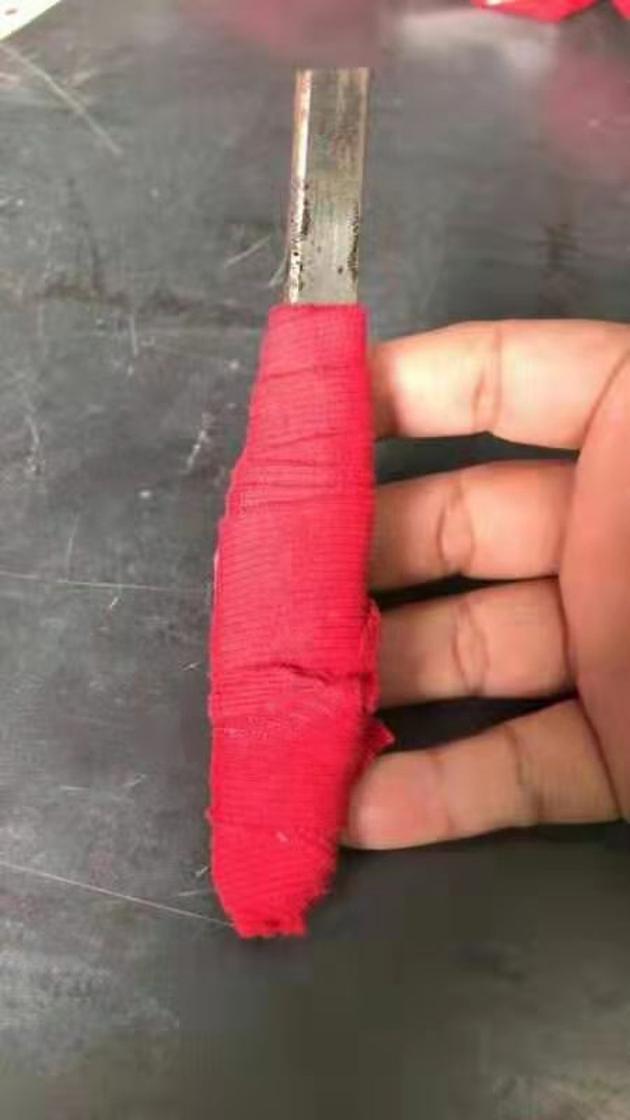 任达华腹部刀伤手术已完成 港媒曝光疑似凶器