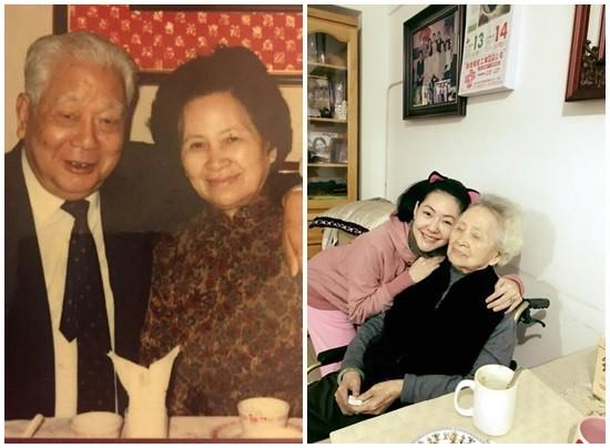 小S悲哀发文称奶奶本日清晨1点多过世 享年98岁