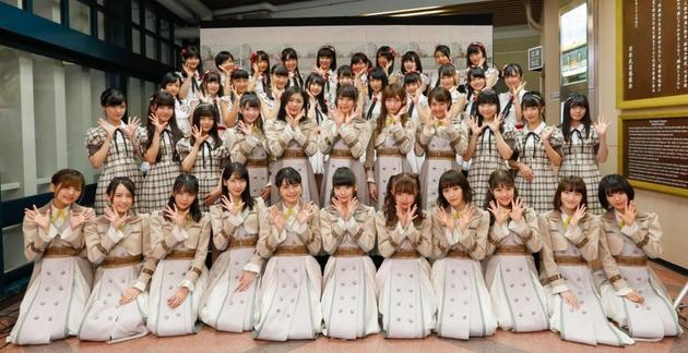 偶像组合NGT48