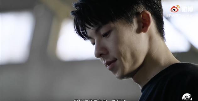 许光汉晒打乒乓球vlog 透露当初拍周杰伦MV是巧合