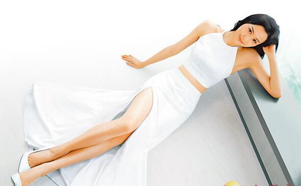 陳法拉靠均衡飲食保持身材