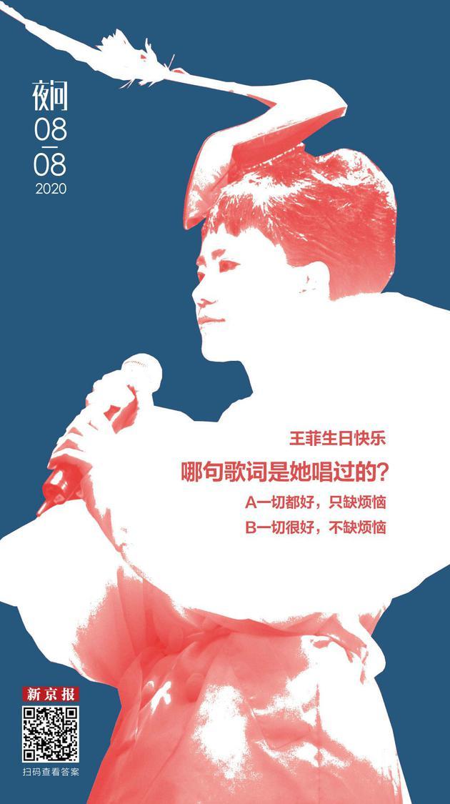 百变歌手王菲 经典歌曲来源于自在灵魂