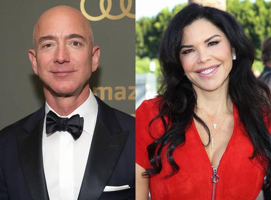 亚马逊创始人婚外情曝最新进展