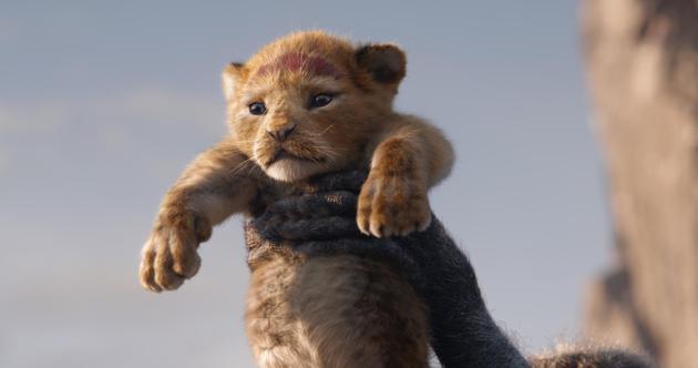《狮子王》剧照