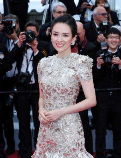 章子怡被問跟范冰冰趙薇競爭關係。