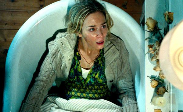 艾蜜莉布朗与老公合作电影《噤界》大获好评