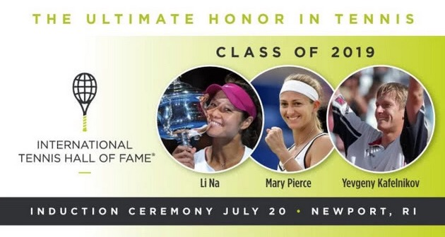 李娜再成亚洲第一人!正式进入国际网球名人堂