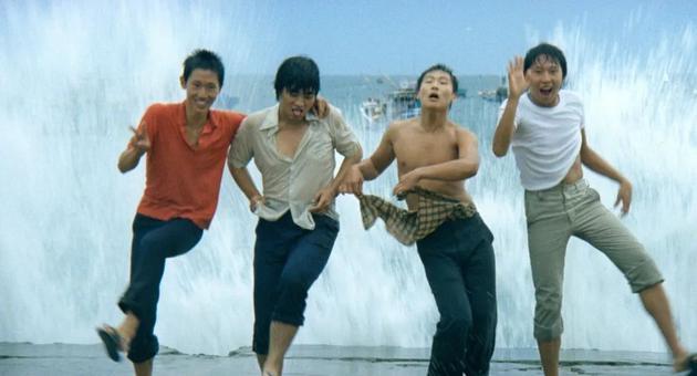 侯孝賢作品《風櫃來的人》(1983)劇照。