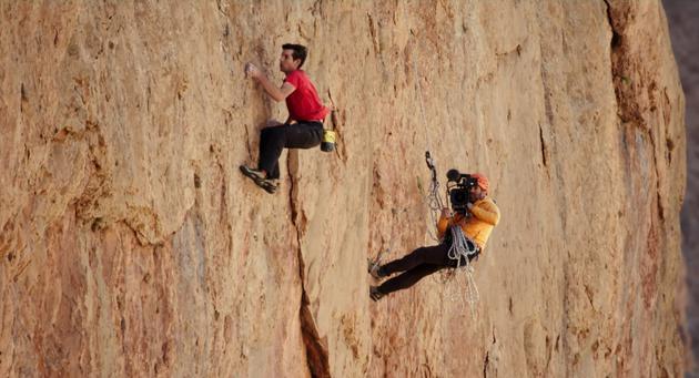 摄影师跟拍亚历克斯