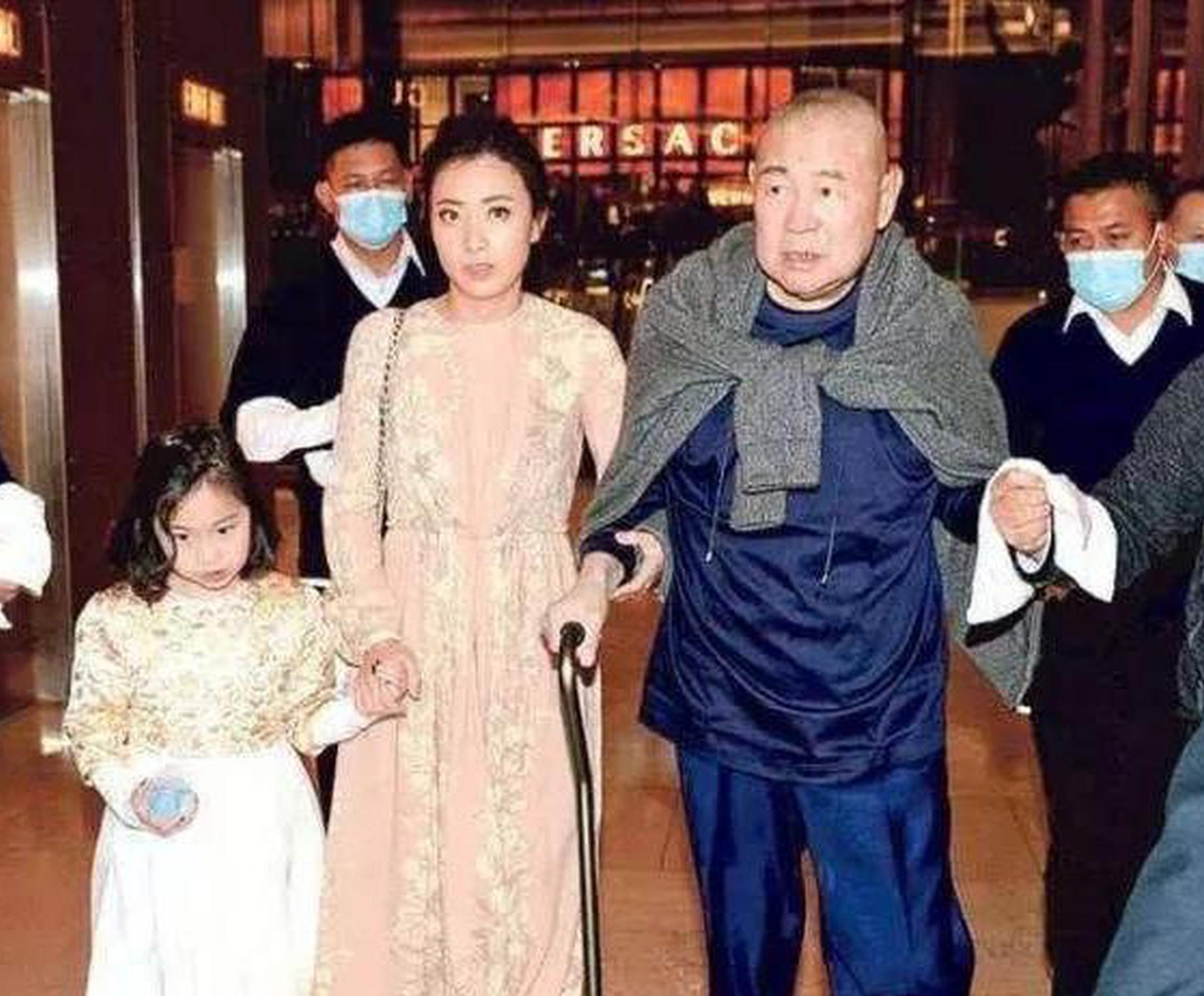 刘銮雄与甘比所生的女儿刘秀桦