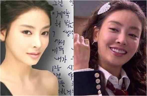 张紫妍曾演韩版《流星花园》