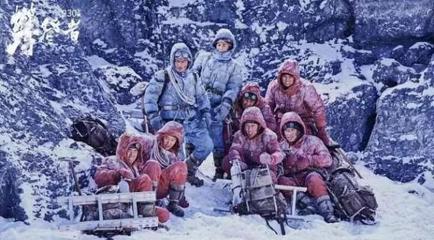 《攀登者》上映9天票房达到8.42亿元