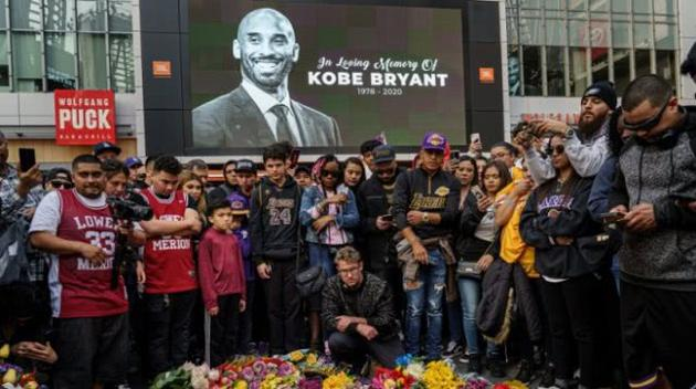 科比追思会预计三小时 众多NBA球星将到场致敬