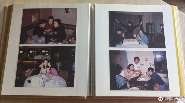 女艺人罗慧娟逝世七周年 好友陈法蓉晒旧照悼念