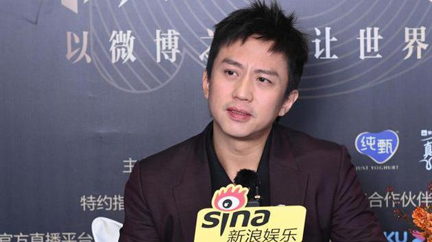 2019微博之夜對話鄧超 想演千璽肖戰王一博李現的弟弟