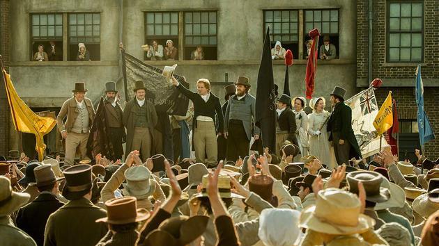 《彼得卢》发布先导预告 迈克·李执导回溯历史