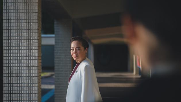 恬妞暌违二十年在台湾拍电影