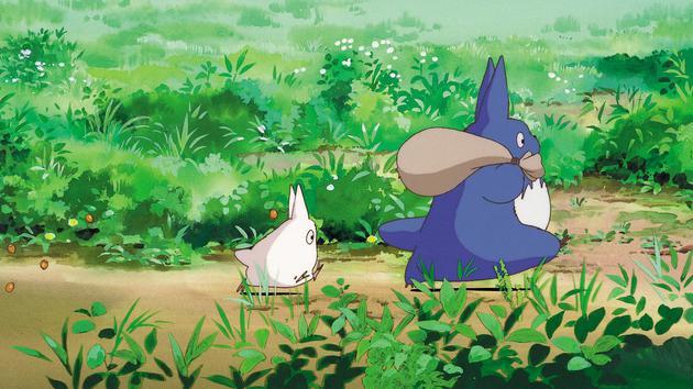 宫崎骏《龙猫》有望引进国内上映