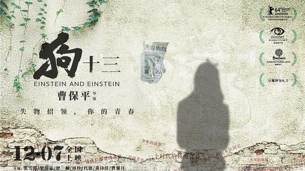 电影《狗十三》海报