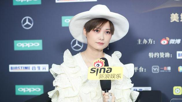 2018微博之夜对话李宇春 新专辑正在创作中