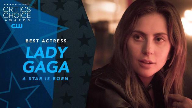 影后开出双黄:Lady Gaga和格伦・克罗斯