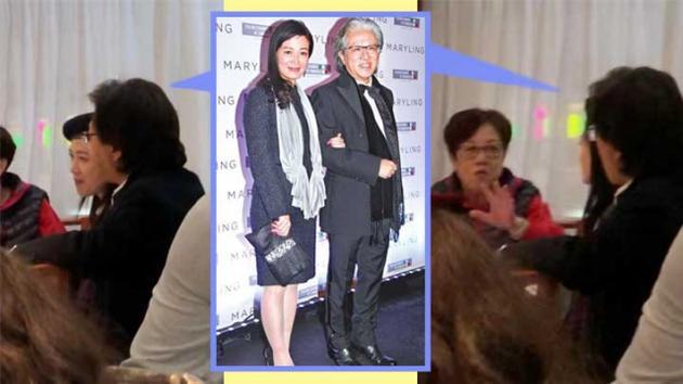 陈少霞与丈夫李文辉