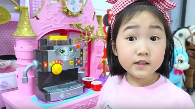 韩6岁网红买5千万豪宅引热议 15支影片点击破亿