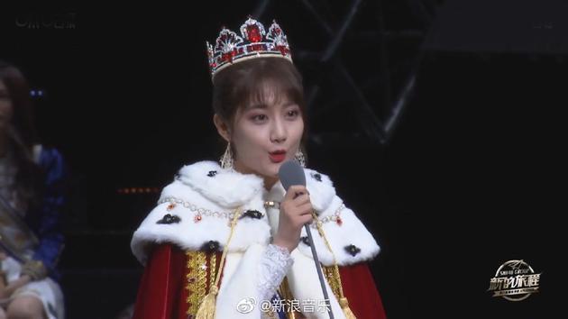 李艺彤蝉联SNH48总选冠军 将成立个人工作室