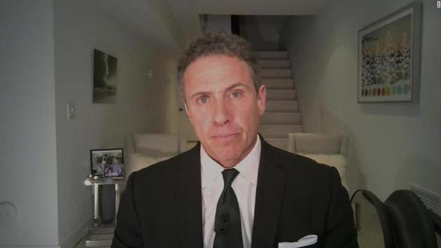 CNN主持人克里斯·科莫