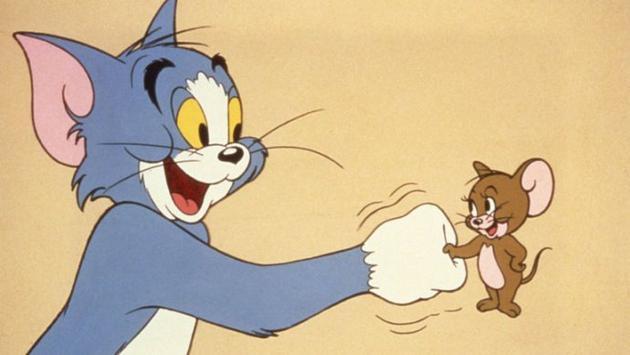 童年回忆!图片经典《猫和老鼠》将拍电影动画找不到真人图片表情图片