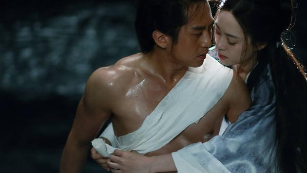孙俪邓超凭借主演的《影》双双入围金马奖