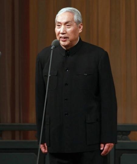 著名京剧表演艺术家钱浩梁去世 代表作《红灯记》