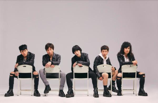 蕭敬騰獅子合唱團改名 宣布新成員加入
