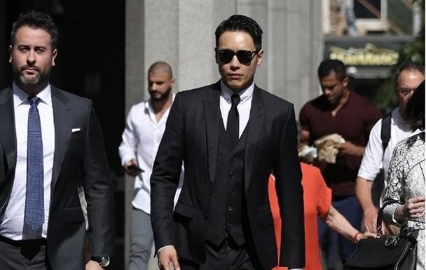 高云翔涉性侵案庭审 陪审团未能处理争议再延期