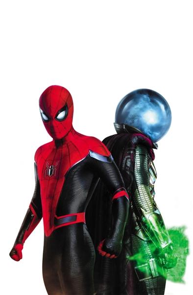 《蜘蛛侠:英雄远征》真假之间识英雄