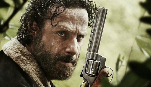 Rick是该剧的第一主角