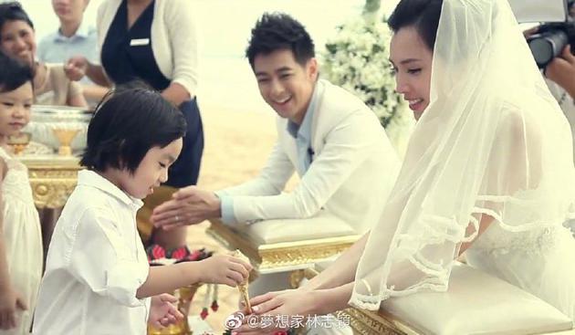 林志穎結婚紀念日