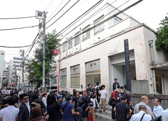 男子称在吉本兴业安装炸弹 警方搜查未发现可疑