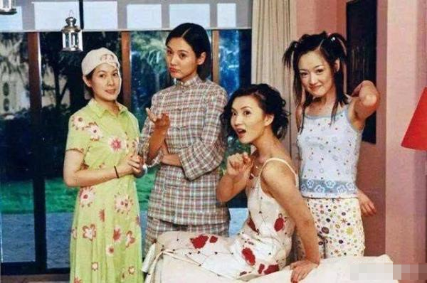 2003年电视剧《粉红女郎》