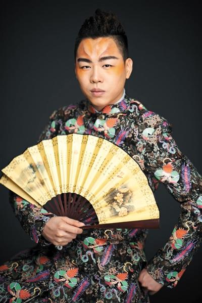曾经中国风是胡彦斌的标签。