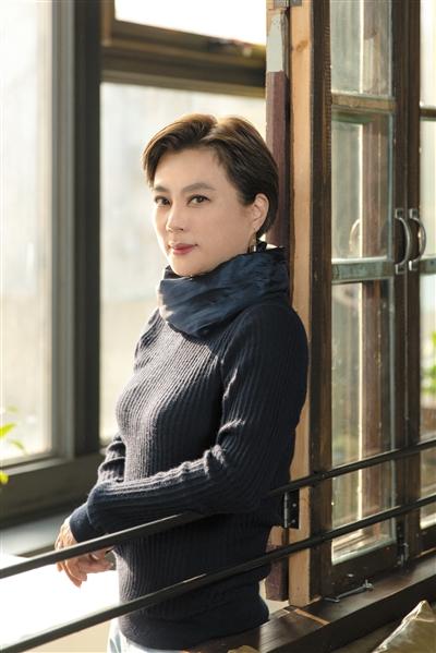 李玲玉(人物摄影/新京报记者 郭延冰)