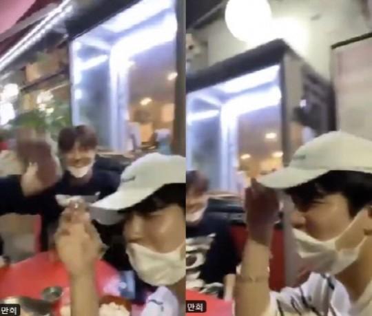 INFINITE成员南优铉直播途中遭经纪公司代表殴打辱骂