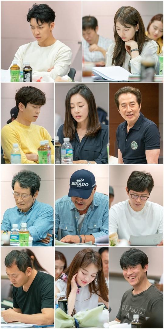 秀智李昇基《浪客行》9月首播 时隔多年再度合作
