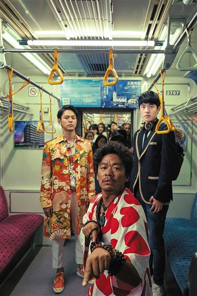 電影《唐人街探案3》即將在春節檔上映(圖),而電影版的幾位主演王寶強<a target=