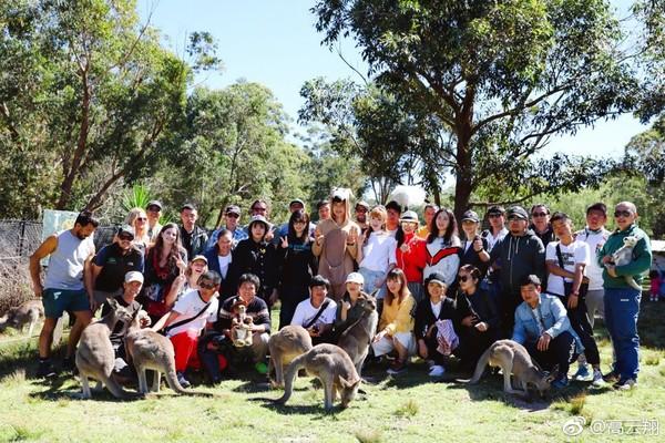 高云翔当初在澳洲拍摄《阿亚那恋情》,受害者是合作单位之一。